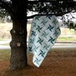 Twirling Windmills by the Sea Shore Quilt Tutorial