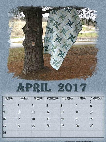 Free April Printable Calendars