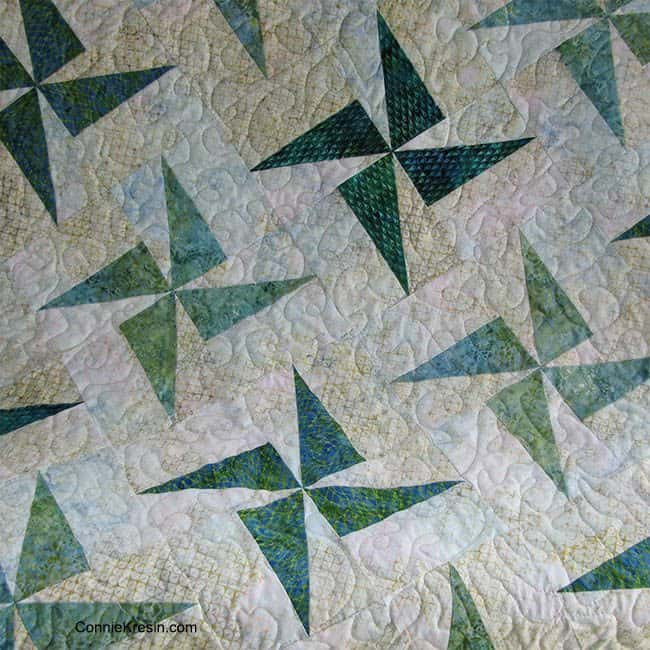 Windmills quilts quilting
