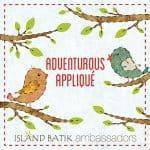 Adventurous Applique