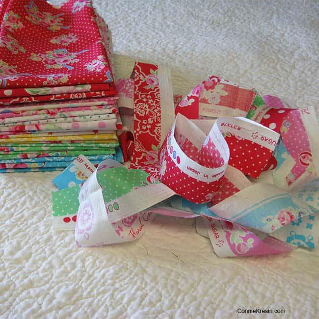 Lecien Fabrics Fat Quarter Bundle