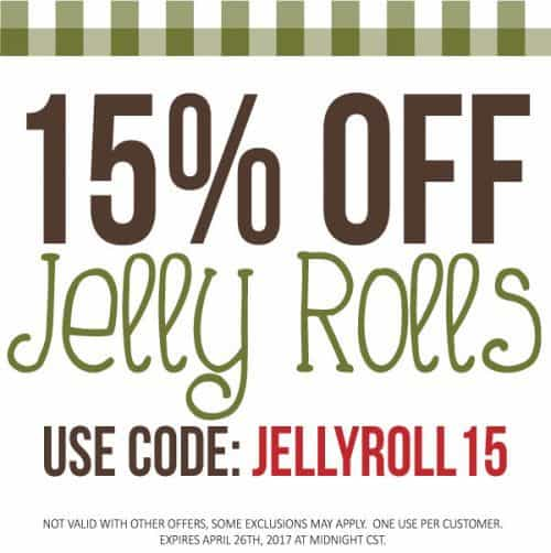 Jelly Rolls on sale