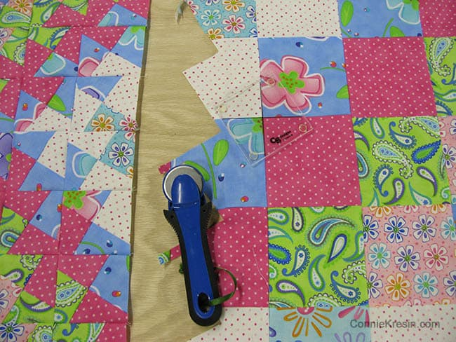 Worldly Lil Twister Quilt Tutorial • Freemotion by the River : twister quilts - Adamdwight.com