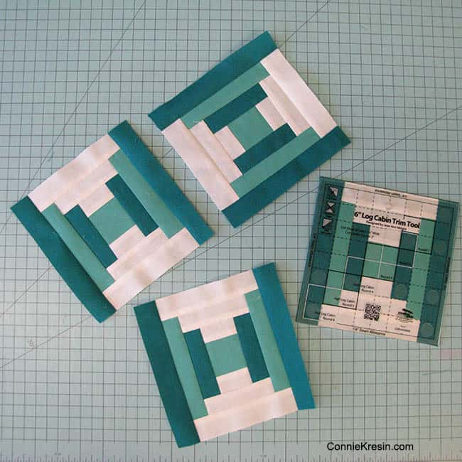 Caribbean and Lagoon Bella Solids Court House Step blocks