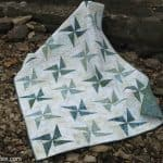 Twirling Windmills Free Quilt Pattern