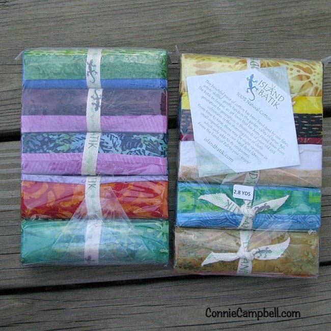 IB 5inch batik strips