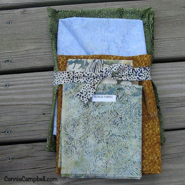 Fall Goodie Box of Island Batik Fabrics