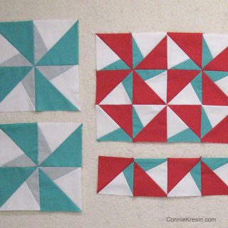 Skill Builder Pinwheel Easy Angle Blocks