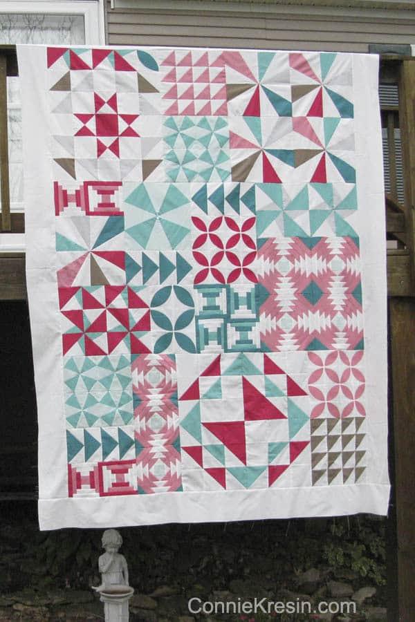 Bella Skill Builder free quilt