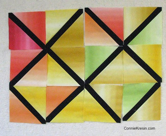 Craftsy Color blocks made