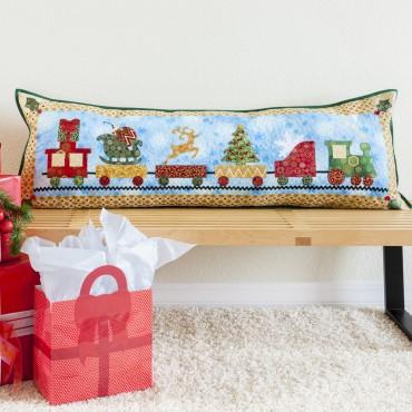 Christmas Train free pattern
