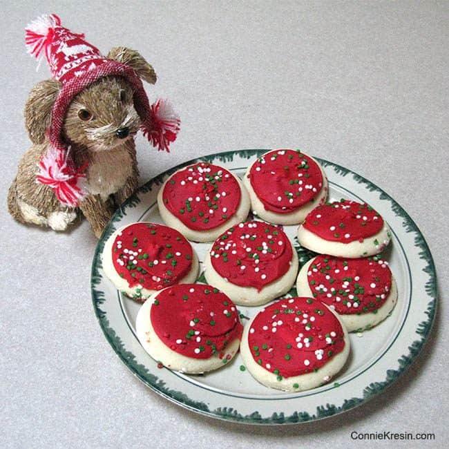 Virtual Cookie Exchange Blog Hop