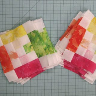 Fruit Slices Quilts